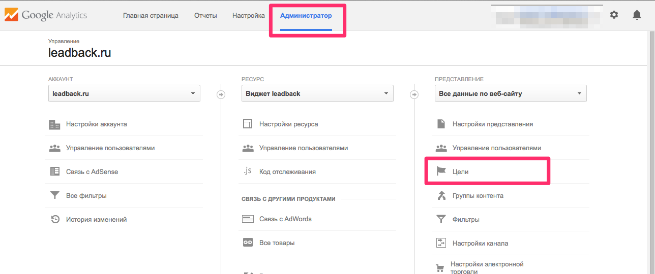 leadback google analytics 1
